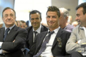 Cristiano Ronaldo's exit terms agreed during Wednesday night meeting