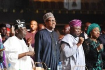 Clash Of The Titans… Who Will Settle Tinubu, Ambode Feud?