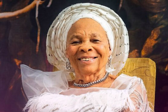 Buhari: Elumelu's mother is an inspiration to many