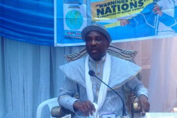 WARNING TO THE NATIONS: God Needs Saraki to Rule Nigeria for 4 Years ….Nigeria won't exceed beyond 2035 …and more prophecies- Primate Ayodele