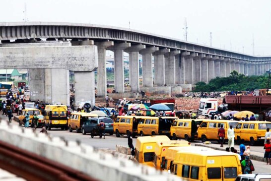 Lagos postpones completion of light rail project — now 2022