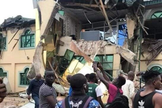 NBA, Atiku, PDP condemn demolition of Yinka Ayefele's Fresh FM