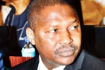 Malami, DSS, senate sued over 'plot' to remove Saraki