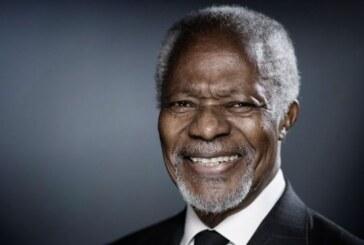 Breaking News: Kofi Annan, the international diplomat, dies at 80 …All You need to know about Kofi Annan