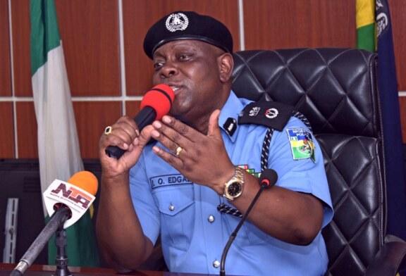 Breaking: Lagos CP, Imohimi Edgal Redeployed