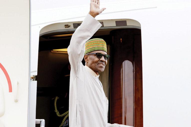 muhammadu buhari visits