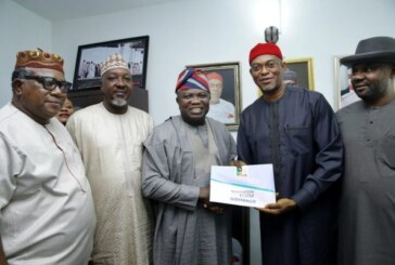 Second term: I'm not tired, says Ambode