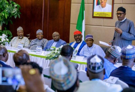 2019: I don't fear free, fair elections – Buhari