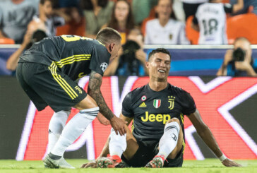 Ronaldo red card shows Champions League needs VAR – Allegri