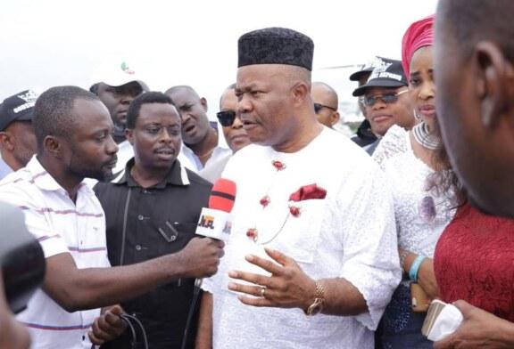 Akpabio: My Heart was with Buhari, not Jonathan, in 2015