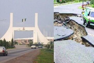 Panic over Abuja tremors but FEMA says 'no likelihood of earthquake'