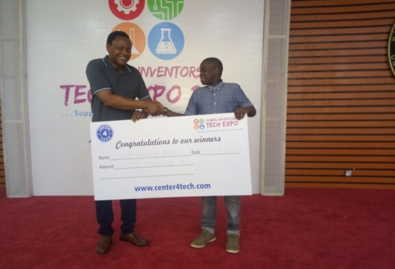 Kids, teenagers showcase inventions at Lagos Tech Expo