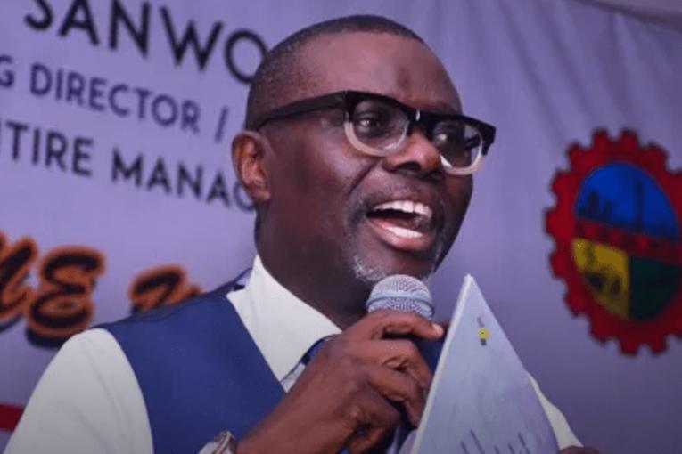 Lagos state APC governorship aspirant, Babajide Sanwo-Olu