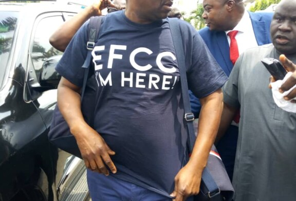 EFCC Re-arraigns Fayose, Grants Him Leave To Travel Abroad For Treatment