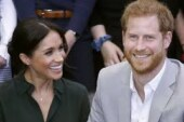 Prince Harry, Wife Expecting First Baby