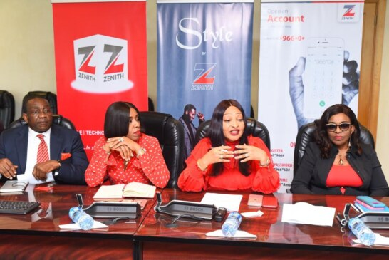 """STYLE BY ZENITH"""" DEBUTS IN LAGOS"""