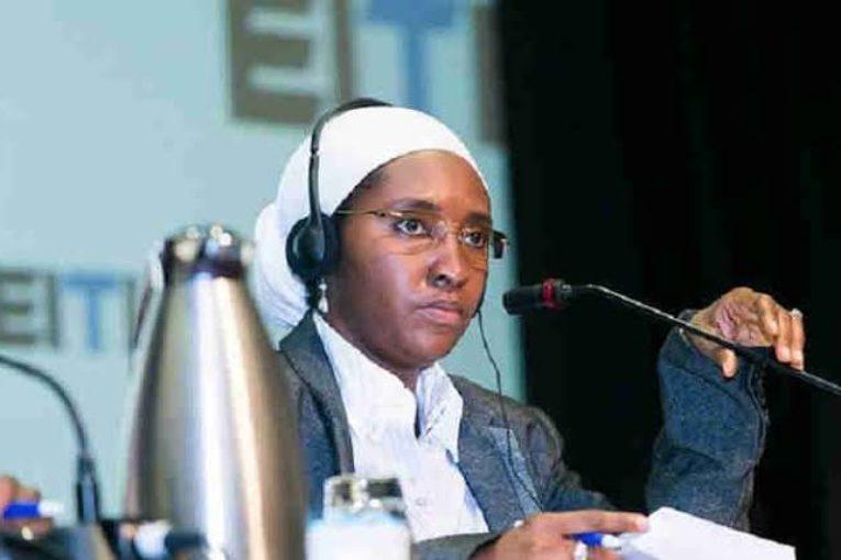 Nigeria's Minister of Finance, Zainab Ahmed