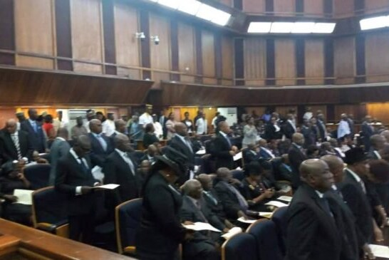 Presidential Tribunal: Judgement date Will Be Communicated To Parties