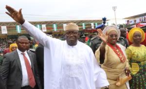 Fayemi-inauguration