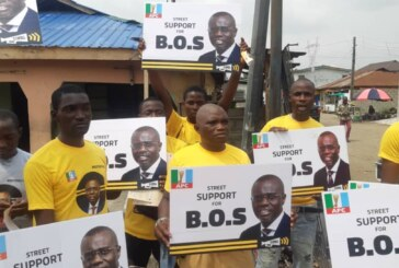 Street Voices Take Sanwo-Olu Campaign To The Streets