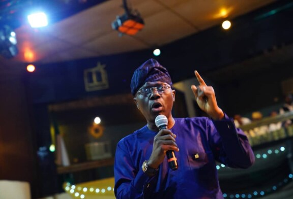 "Lagos 2019: ""We'll Involve The Private Sector In The Provision Of Infrastructure"" – Sanwo-Olu"