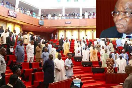 Senate To FG: Place Travel Restriction On Countries Ravaged By Coronavirus
