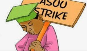ASUU Embarks On Two Weeks 'Warning Strike'