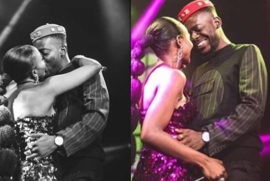 #SimiGold: Fans Flood Twitter, React To Simi And Adekunle Gold's Private Engagement