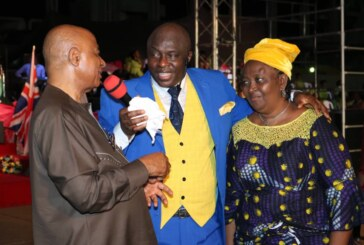 Sign And Wonders Galore As Ambode, Agbaje, Others Witness World Anointing Night Of 'Our Daily Manna'