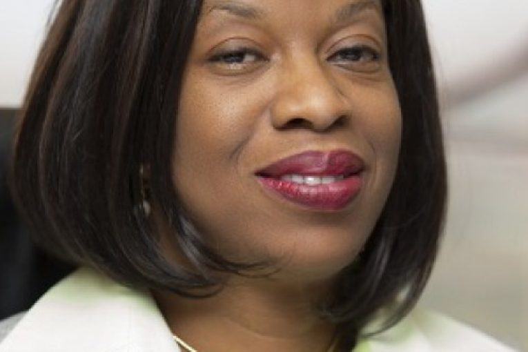 Managing Director of the Nigeria Bulk Electricity Trading Plc (NBET), Marilyn Amobi