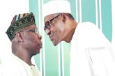 Insecurity: Ex President Obasanjo 'Accuses' Buhari Of Failing To Act On Time