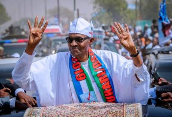 Katsina Indigenes Kill Cows, Share Free Food To Celebrate President Buhari's Victory