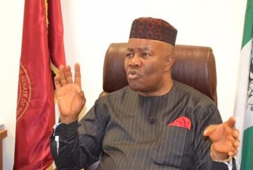 Gov Akpabio Debunks Rumours Of Raid On Business Premises