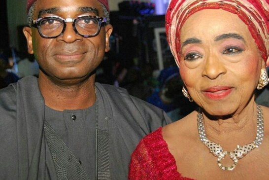 Glitz And Glamour As Doyenne Of Fashion, Princess Abah Folawiyo Hosts Granddaughter's Wedding Today