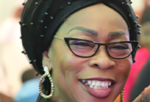 Senate Confirms Abiola's Daughter, Mrs. Omolola Edewor NDIC Director