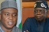 """Tinubu's Statements Are Filled With Untruth, Fallacies"" – Saraki"