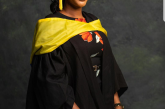 Late Actress Moji Olaiya's Daughter Graduates From Babcock University (Photos)