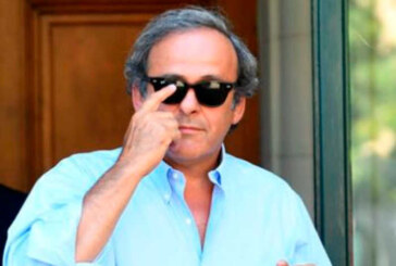 Ex-UEFA President Platini Freed From Detention