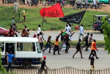 JUST IN: Two Shot Dead As Shiites Invade National Assembly (Video)
