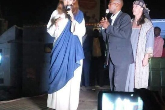 Kenyan Government Deports 'Jesus', Arrests Pastors Who Invited Him