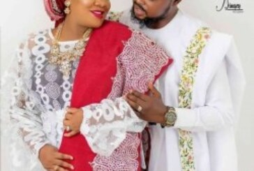 Toyin Abraham Weds Fellow Actor, Delivers Baby In The US