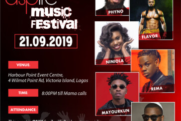 Zenith Bank's 'Aspire' Music Festival Debuts In Lagos, Features Nigeria's Top Artistes