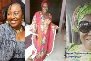 Veteran Nollywood Actress Patience Ozokwor (Mama G) Celebrates 61st Birthday In America