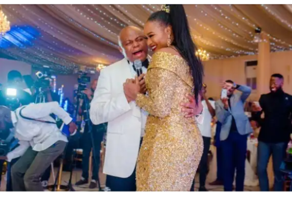 Fidelity Bank MD Throws Talk-Of-The-Town Party To Celebrate Wife's 50th Birthday
