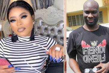 """""""You Have An Amazing Heart"""", Bobrisky Reacts To Mompha's Arrest"""