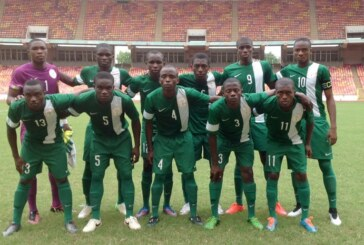 Nigeria Beat Hungary 4-2 In FIFA U17 World Cup
