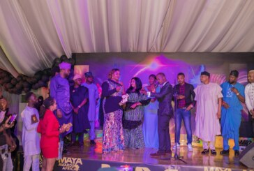 PHOTOS: Kenny Blaq, Teni, Others Get MAYA Awards Recognition (See Full List Of Awardees)