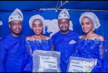 See Twin Brothers Who Got Engaged To Twin Sisters On The Same Day (Photos)