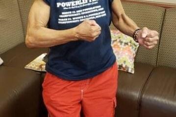 82-Year-Old Bodybuilding Grandma Beats Up 29-Year-Old Burglar (Video)