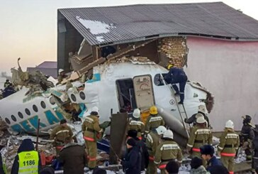 Plane Crashes Into House, Kills 14